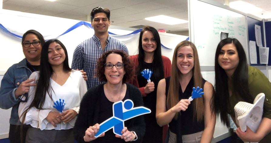 Local South Phoenix Staffing Team Earns Circle of Excellence 2020