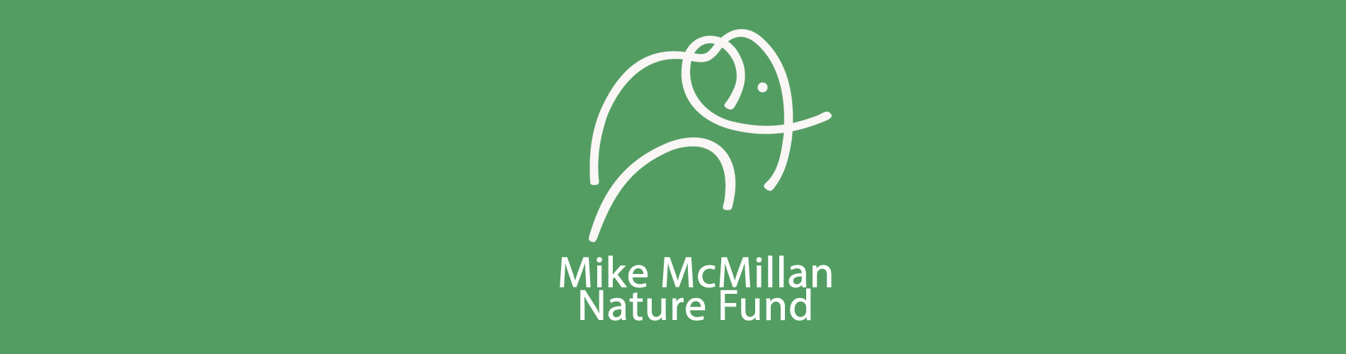 Mike McMillan Nature Fund Banner