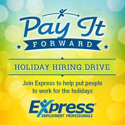 Pay it Forward - Employment Agency in Oxnard, CA
