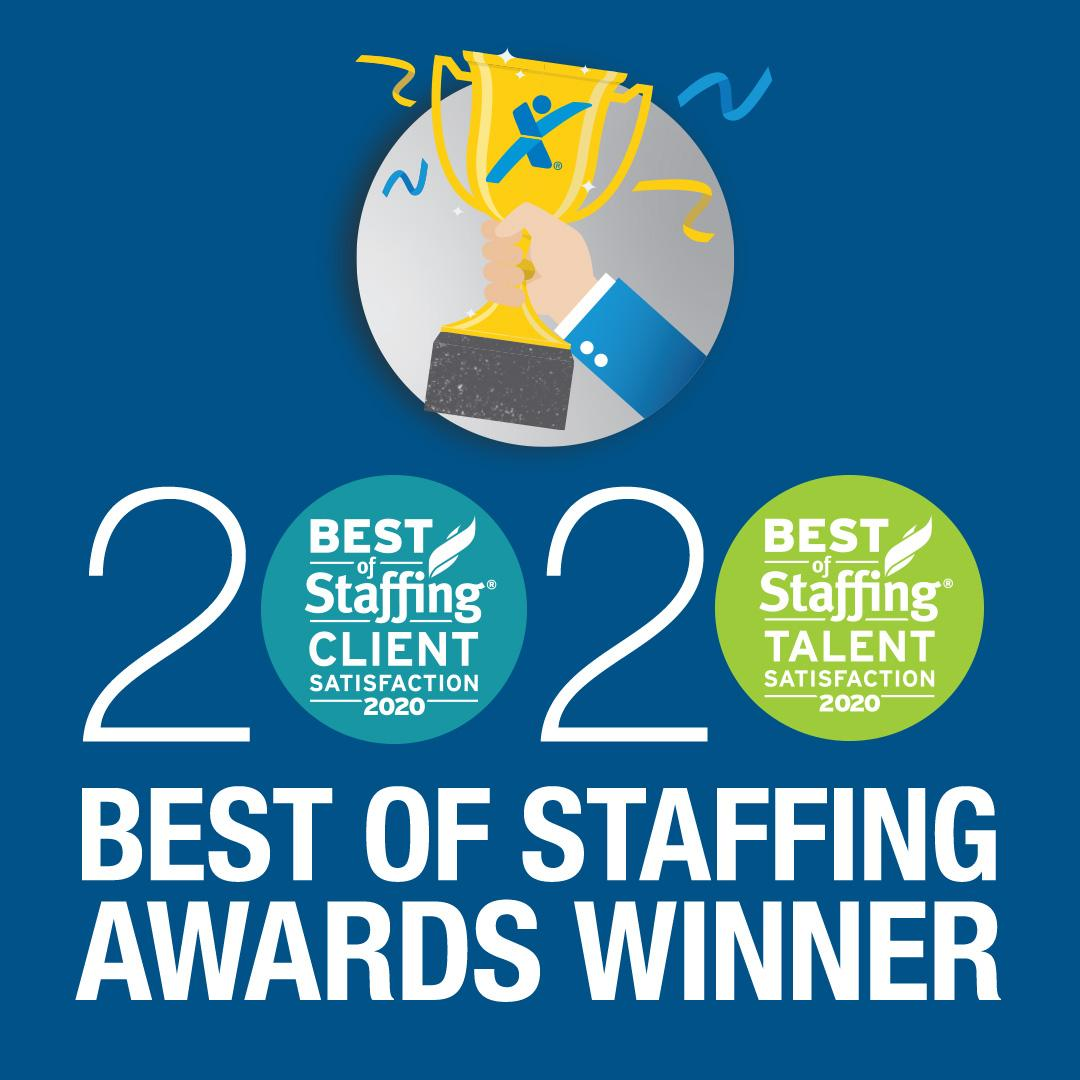 2020 Best of Staffing