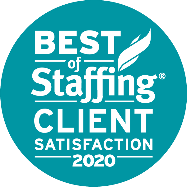 Best of Staffing 2020 Client