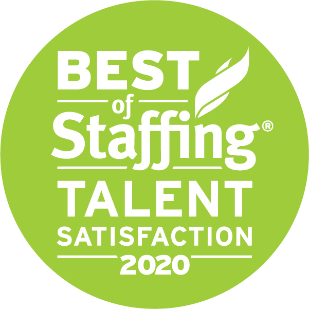 Best of Staffing 2020 Talent