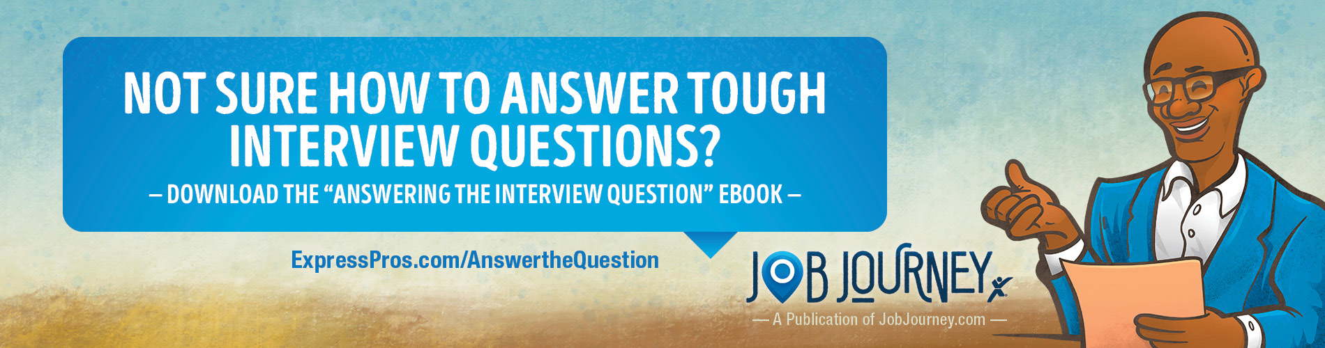 Express Jobs - Answering the Interview Question eBook