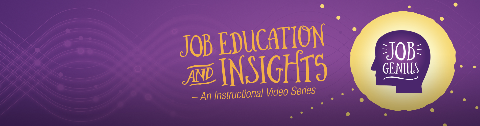 Job Genius Home Page Banner