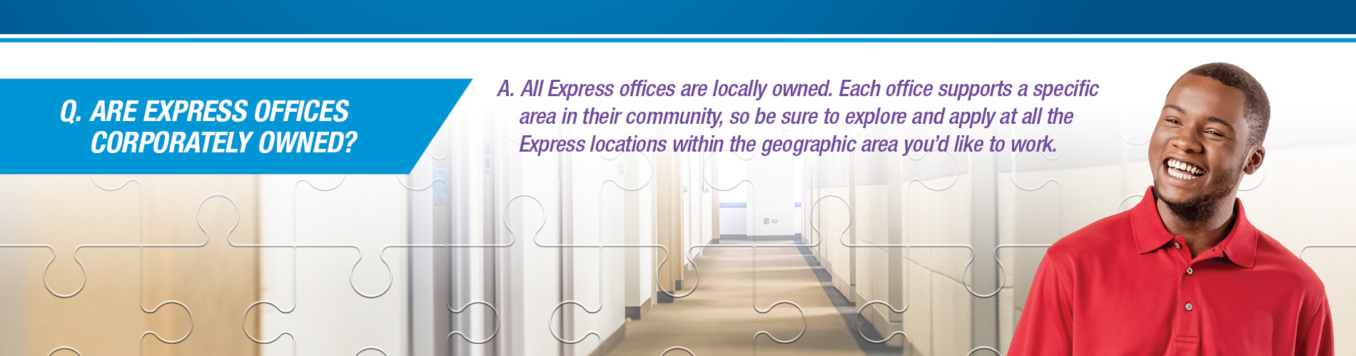 What Is Express? - Are Express Offices Corporately Owned?