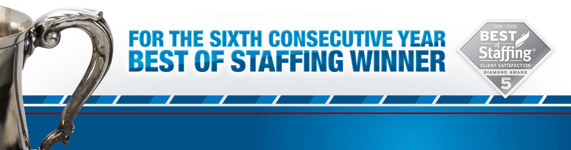 Best of Staffing Home Page Banner Image